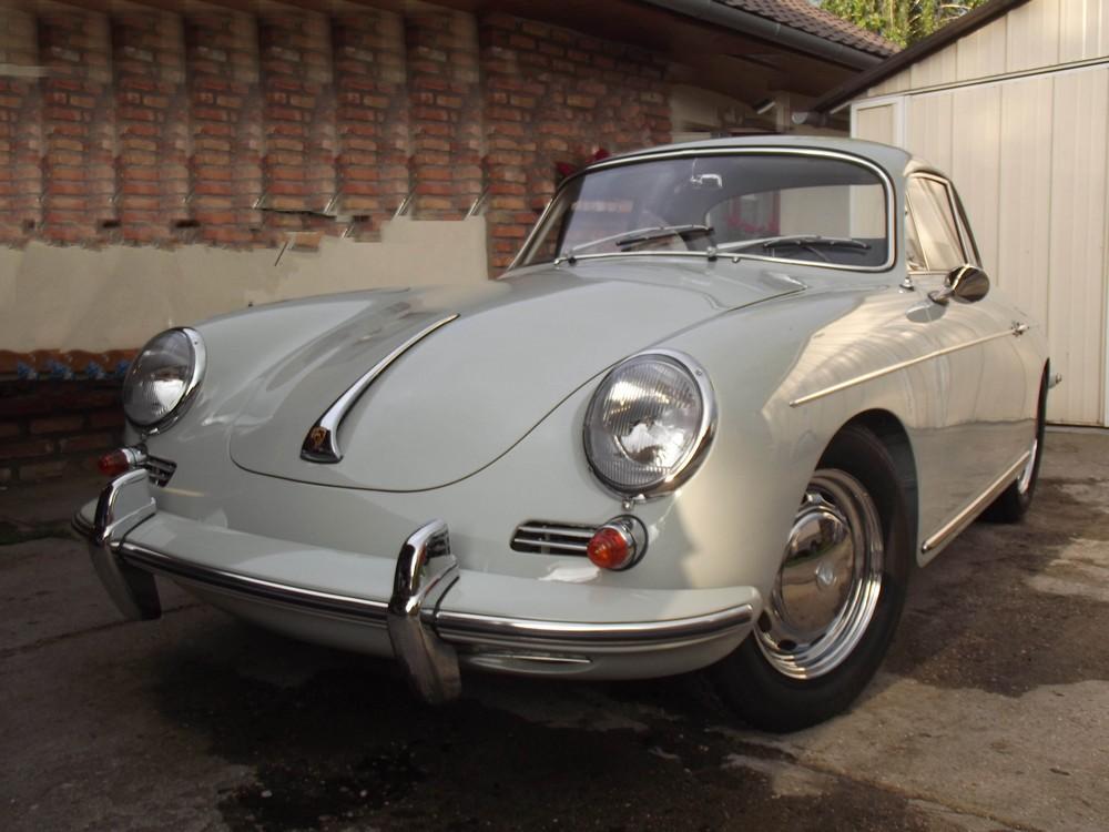 Porsche 356 II