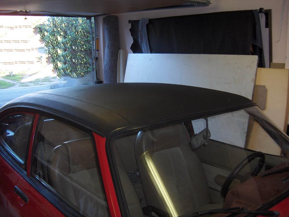 Ford Capri tető