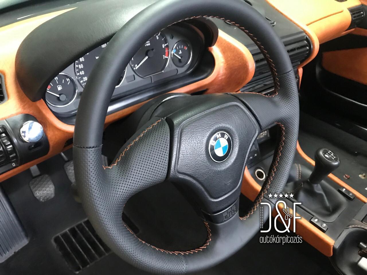 BMW kormány