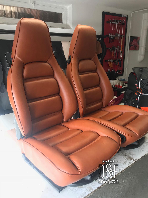 Porsche ülések