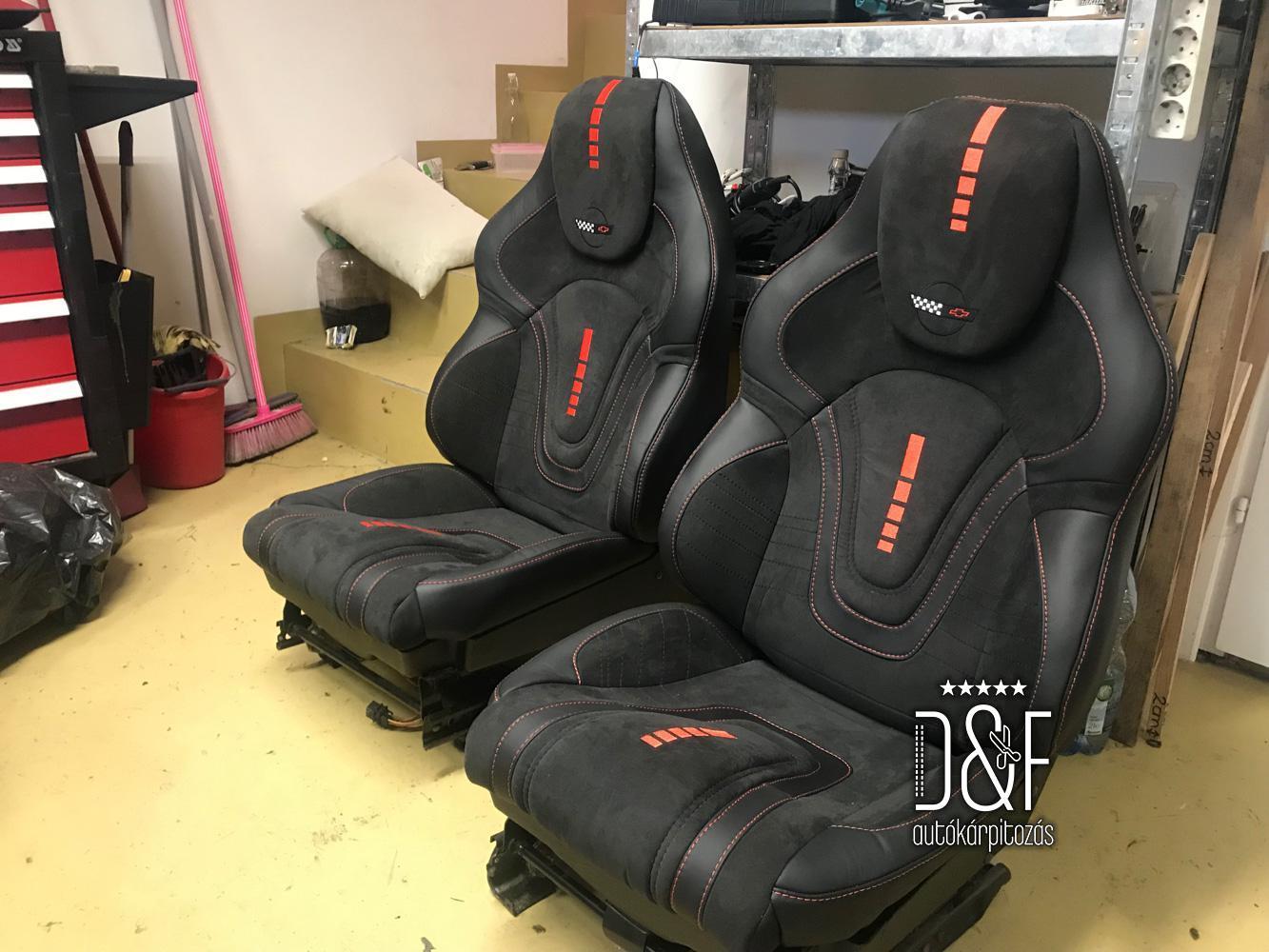 Corvette ülés